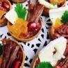 Bouchées de canard & abricot